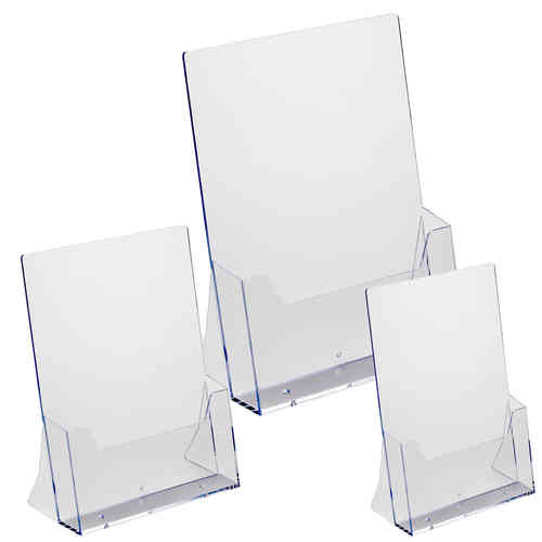 Counter Standing Leaflet Dispensers