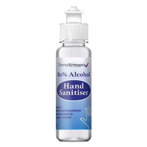 Hand Sanitiser 100ml Bottle