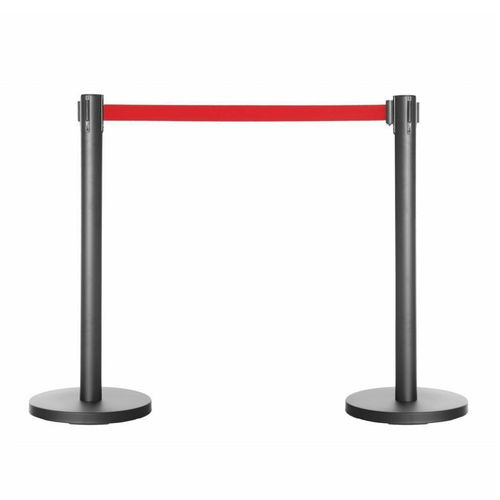 Crowd Control Barrier Posts